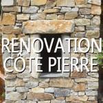 Rénovation, Côté Pierre