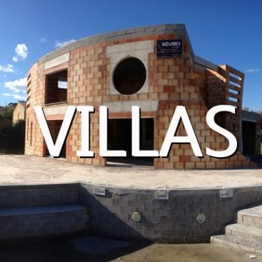 Construction de Villas