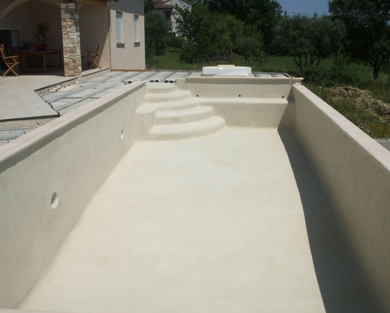 Construction piscine ma onnerie yannick goubet for Piscine aigrefeuille
