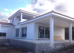construction villa