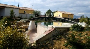 maçon construction villa piscine aès gard